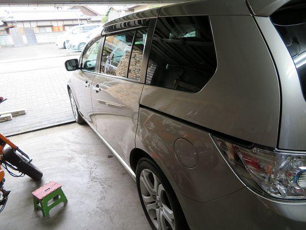 車 アンサー ガラスコーティング ポリマー コーティング剤 DIY 36