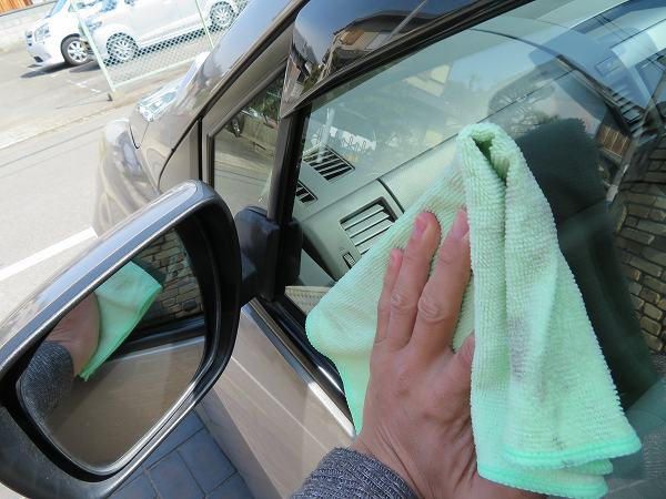 車 アンサー ガラスコーティング ポリマー コーティング剤 DIY 44
