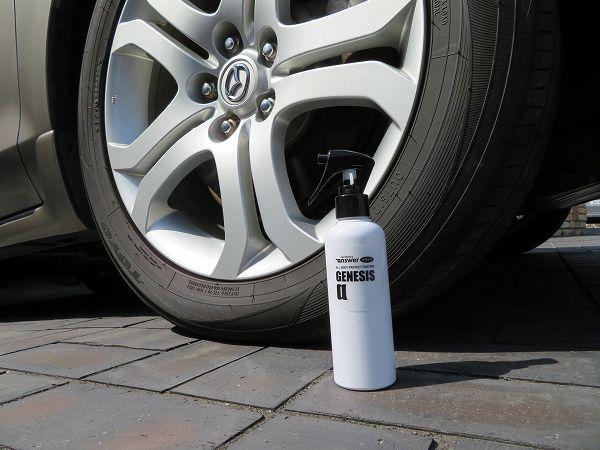 車 アンサー ガラスコーティング ポリマー コーティング剤 DIY 45