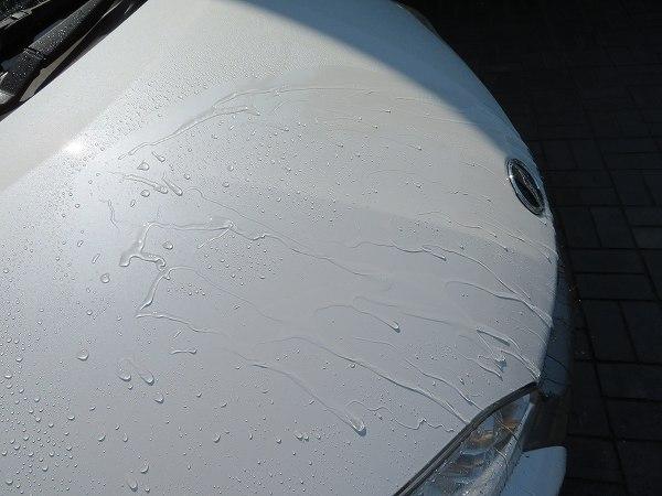 車 アンサー ガラスコーティング ポリマー コーティング剤 DIY 23
